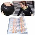 Screen Printing Heat Transfer Sticker For Yoga Clothes