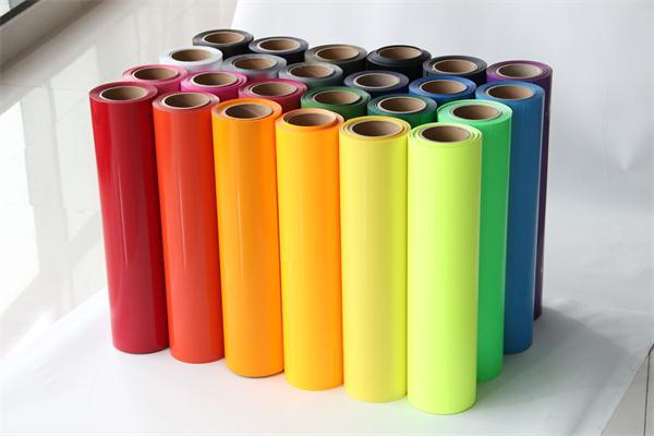How much do you know about the PVC heat transfer vinyl?